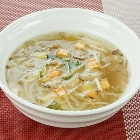 お湯を注いでかんたん本格スープ「国産野菜のしょうがスープ」4食入り