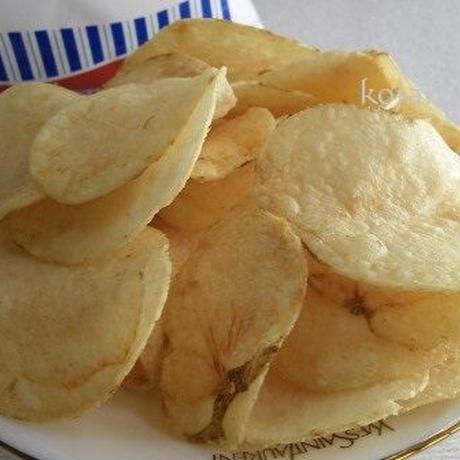 ハワイで生まれ日本で育った【フラ印】ポテトチップス2種