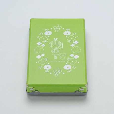 【ぷんぷく堂】mizutamaの小道具箱<マスカット>