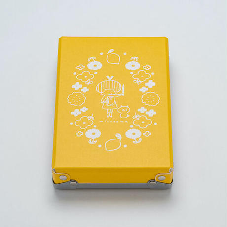 【ぷんぷく堂】mizutamaの小道具箱<レモン>