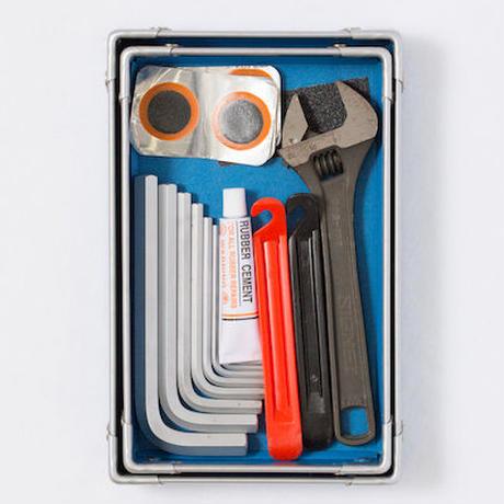 【ぷんぷく堂】あなたの小道具箱<あお>  P-083 日本文具大賞グランプリ受賞
