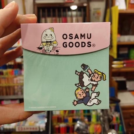 【OSAMU GOODS】ブロックメモ(ハンプティ) 学研ステイフル