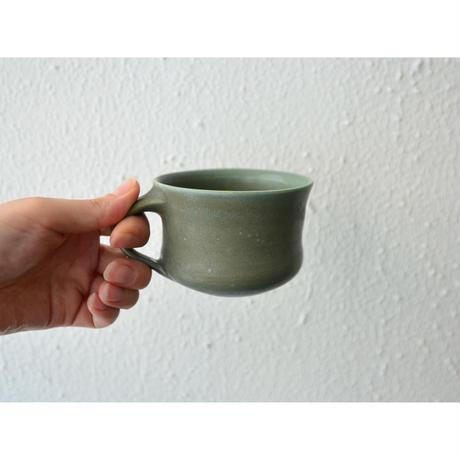 古谷朱里 作 マグカップ ブルー タイラ
