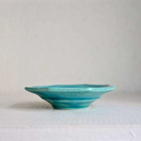 Awabi ware 八角豆皿 トルコ