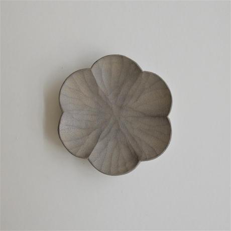 富井貴志 豆皿 mamekuru katabami 白漆