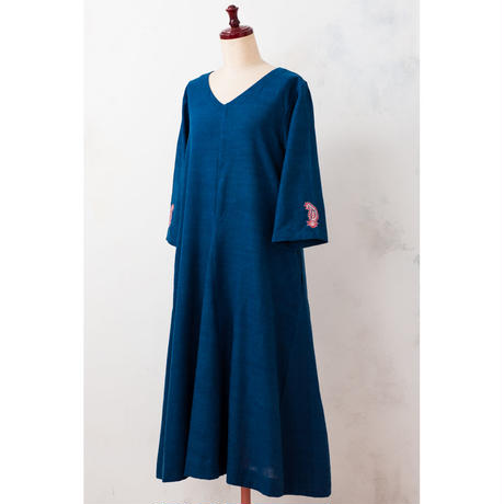 【再入荷】Isvari /red (one piece)