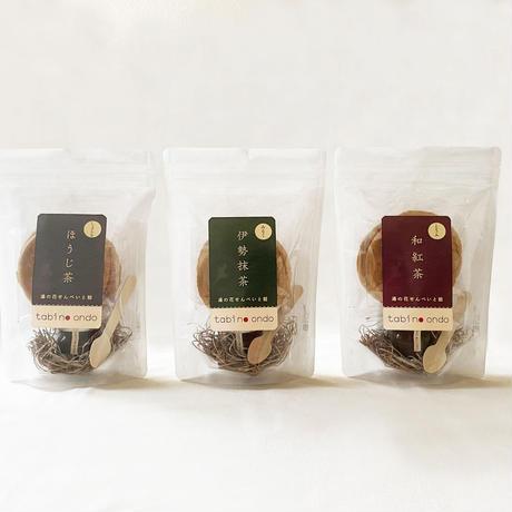 tabino ondo 湯の花せんべいと餡 online 限定価格