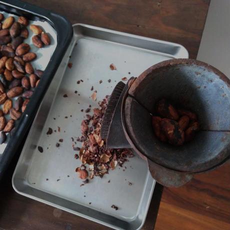 Bean to Bar チョコレートケーキ