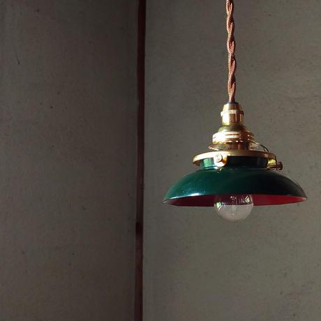お椀ランプ(緑)