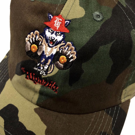 WOODLAND CAMO NOTIC CAP