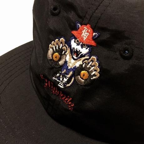 NOTIC LOGO NYLON BB CAP