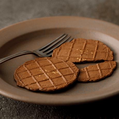 箔(金箔入りチョコレート煎餅) 12枚入