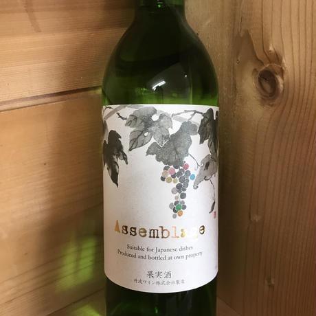 丹波ワイン アッサンブラージュ白 720ml