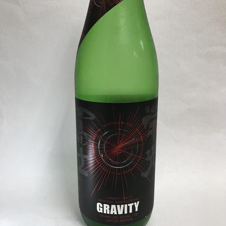 栄光冨士 純米吟醸無濾過生原酒 GRAVITY   720ml
