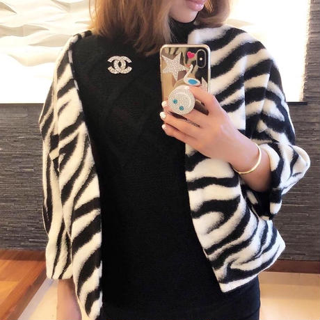 zebra オーバーコート
