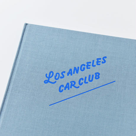 写真集『LOS ANGELES CAR CLUB』