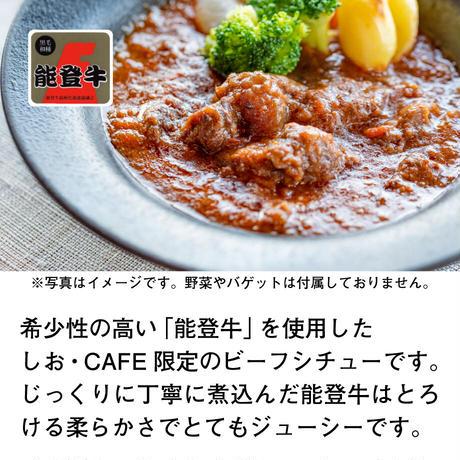 能登牛のプレミアムビーフシチュー(2袋入り)【冷凍パック】