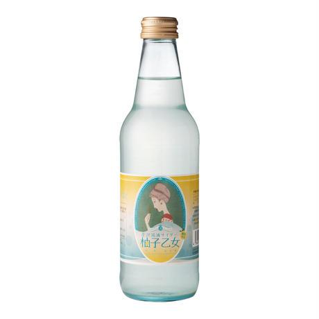 金沢湯涌サイダー 柚子乙女 18本入り