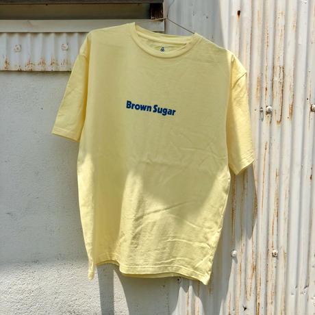 holk × 八百富珈琲 original T 【Brown Sugar】