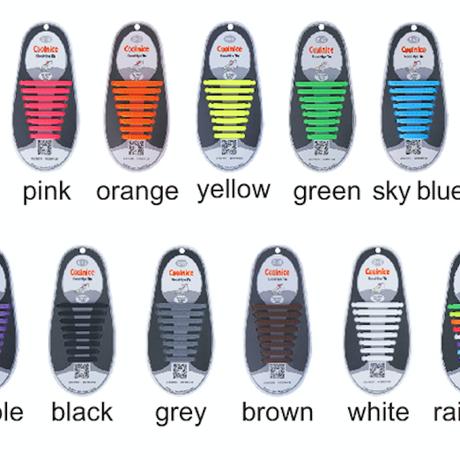 ほどけない靴紐 Coolnice