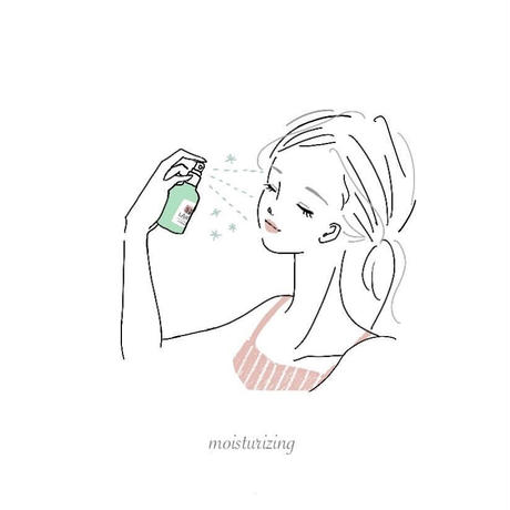 【ラベンダー】オーガニックオイルトナー(導入保湿化粧水)