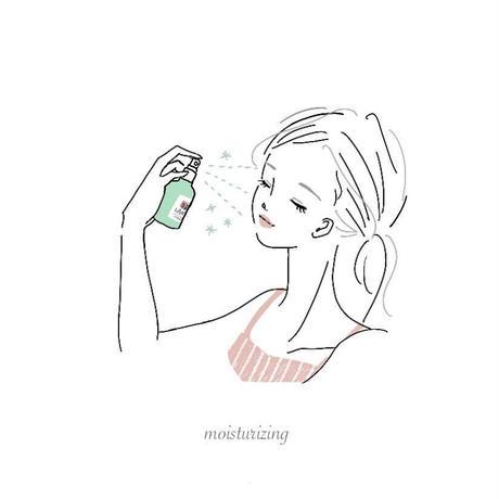 【ローズ】オーガニックオイルトナー(導入保湿化粧水)