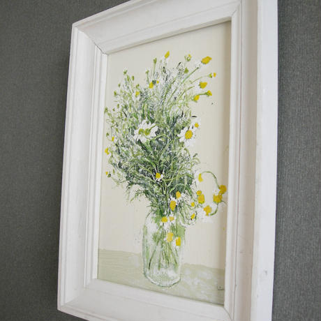 painting / camomile