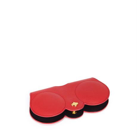 """アニー ディー サンカバー 「レッド」ANY DI SunCover """"Red"""" (メガネケース/サングラスケース)"""