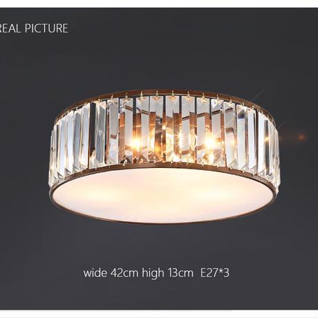 送料無料 LEDシーリングライト 5~10㎡★天井照明 インテリア照明 シャンデリア クリスタル ホール m00016