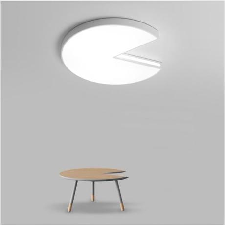 LEDシーリングライト 8~10㎡ 調光 リモコン付き ★ 天井照明 インテリア照明 キッズルーム 子供部屋 ライト m00017