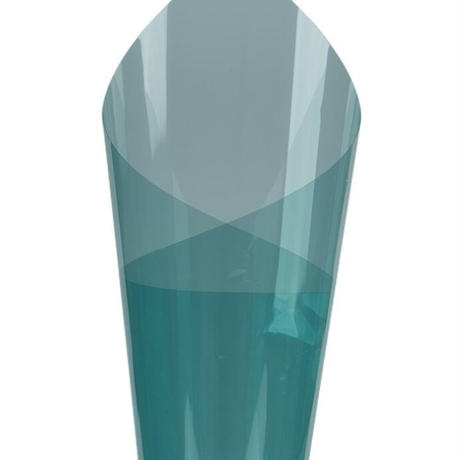 ウィンドウティントフィルム ライトブルー 青 VLT 可視光透過率65% 50×152cm 車や家の窓ガラスに m03133