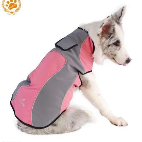 犬用 コートジャケット  ピンク 0119