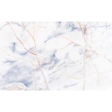 壁紙 8D素材 大理石デザイン 白 1ピース 1㎡ サイズカスタマイズ可能 部屋 リビング ショップ 店舗 m06124