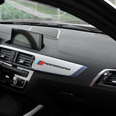 BMW ステッカー カースタイリング セット 車 ドアハンドル デカール パフォーマンスオ f30 f34 f10 e46 e39 e60 e90 e70 e71 x5 x6 h00032