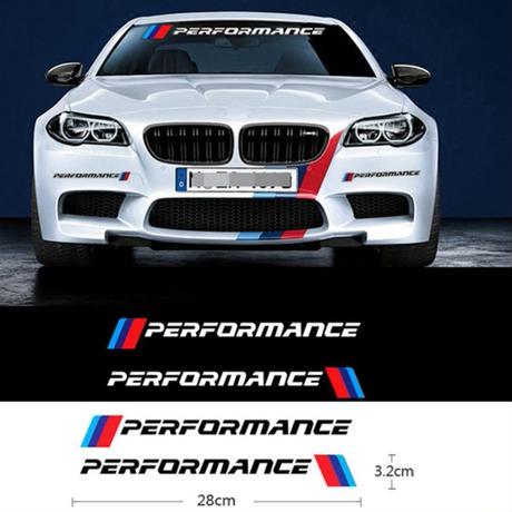 BMW 2個入 ステッカー E38 E39 E46 E53 E60 E61 E64 E70 E71 E85 E87 E90 E83 F01 F10 F20 F21 F30 F35 h00229
