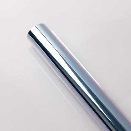 ウィンドウティントフィルム カメレオン VLT 可視光透過率65% 152×200cm 車や家の窓ガラスに m03139