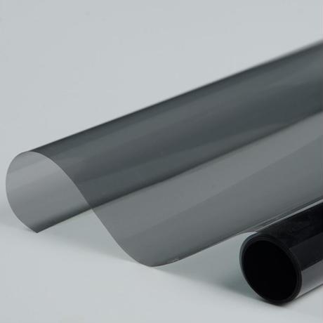 ウィンドウティントフィルム 黒 VLT 可視光透過率50% ナノセラミック 50×300cm 車や家の窓ガラスに m03127