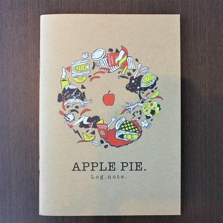 【弘前アップルパイシリーズ】アップルパイログノート