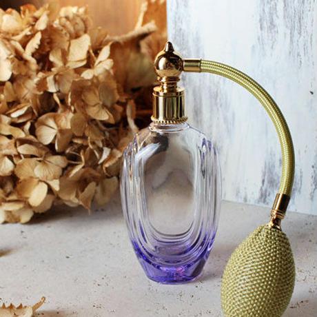 フランス製ボトル バルブアトマイザー 459853 PUCGY(パープルクリアーグラデ)【香水 フレグランス アロマ 除菌 インテリア】