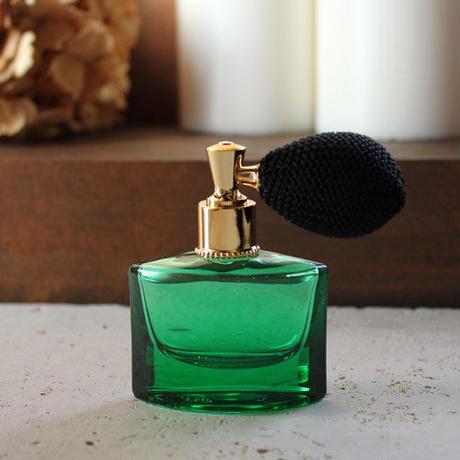 バルブアトマイザー 木の葉(KONOHA) 15ml 28241 GRBK(グリーン/ブラック)【香水 フレグランス アロマ プレゼント】