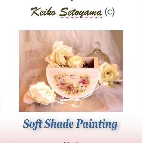DVD No.002 Soft Shade Painting Vol.1 瀬戸山桂子©