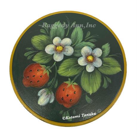 イチゴの素朴なカン缶