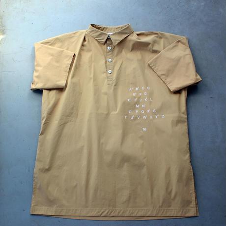 _16 オーバーシャツ / beige