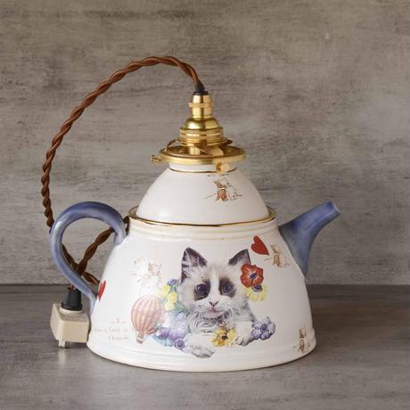 ネコのランプシェード2