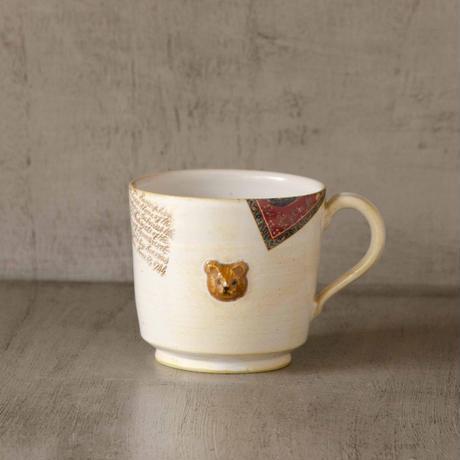 熊つきのマグカップ2