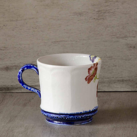 冬の夜のマグカップ