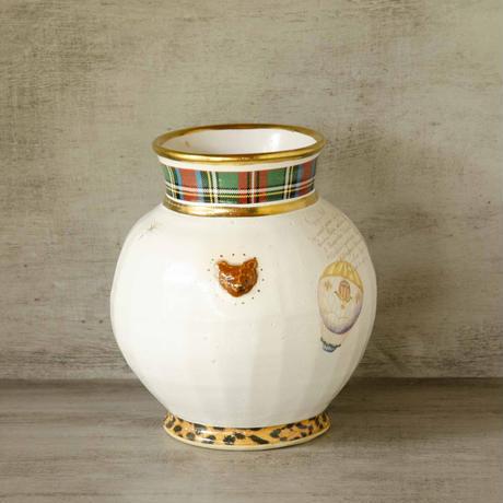熊付きの花器
