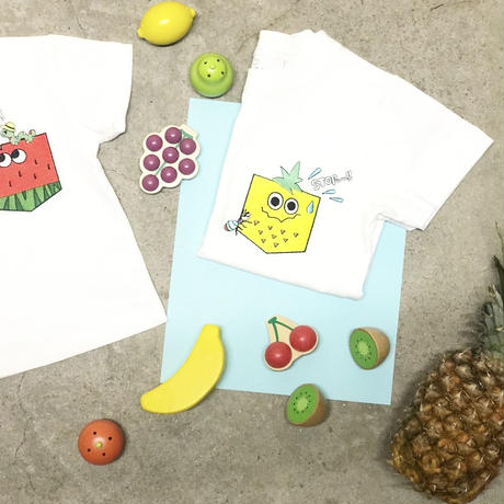 pineapple KID Tシャツ
