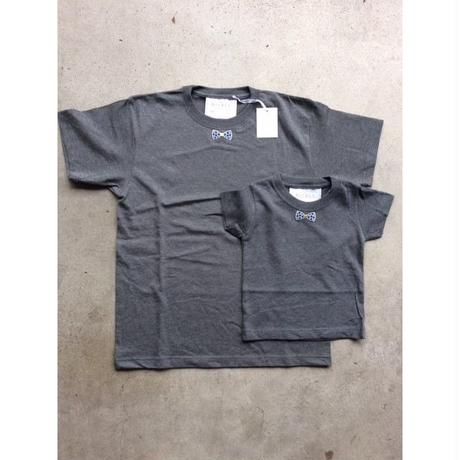 RIBON BLUE STAR TシャツGLAY  LADYS/MENS