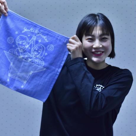 ハンドタオル produced by Yuki&Yuka
